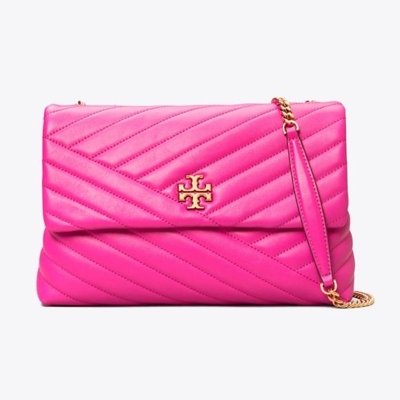 Tory Burch Handbags - TORY BURCH • Kira Chevron Convertible Shoulder Bag